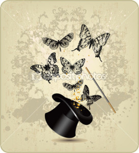 depositphotos_8119047-Magic-wand-and-hat-with-butterflies-on-a-vintage-background